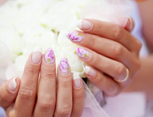Best Wedding Nail Salon Singapore