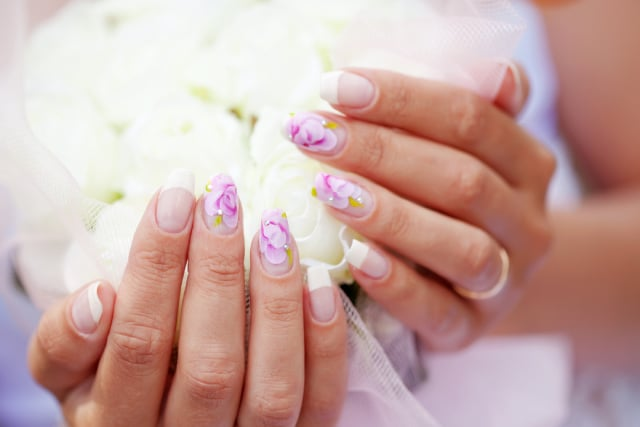 Best Wedding Nail Salon Singapore