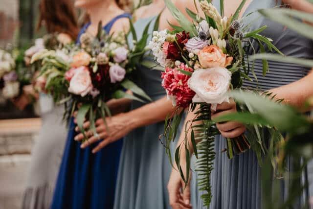 Best Bridesmaid Flower Bouquet