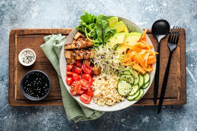 Best Vegan Food Singapore