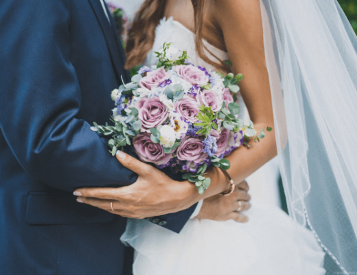 Best Wedding Bouquet Singapore