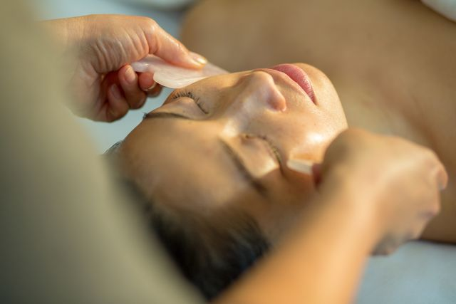 best gua sha facial treatment