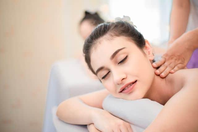 best shoulder massage