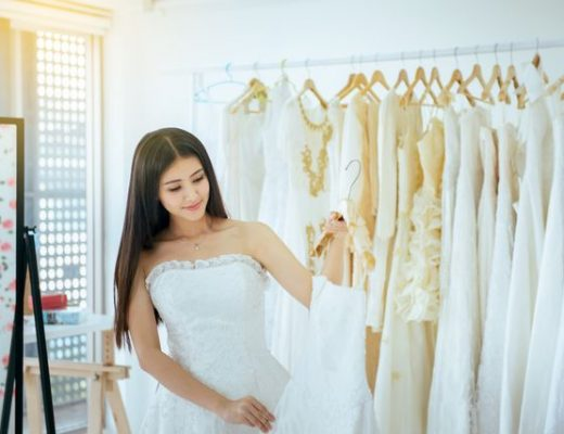 best wedding dress rental