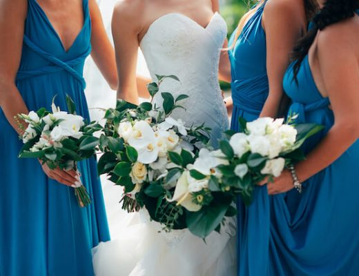 Best Bridesmaid Dresses Singapore