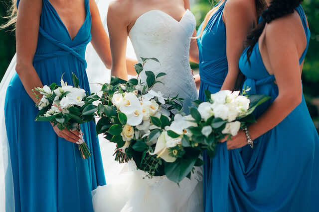 Best Bridesmaid Dresses Singapore