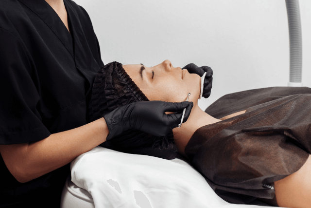 Best Blackhead Extraction Facial