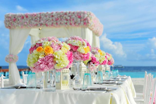 Best Bridal Wedding Flower Package