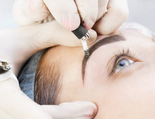 Best Affordable Eyebrow Embroidery Singapore