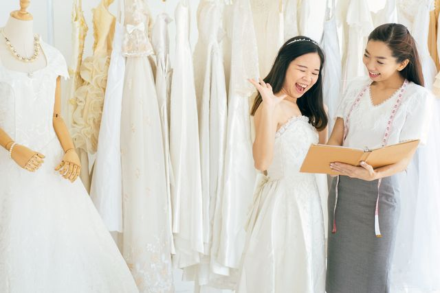 best bridal studio