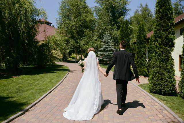 best garden wedding