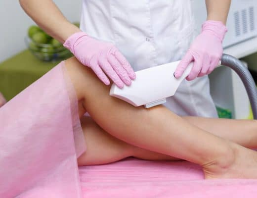 Best IPL Laser Hair Removal Singapore