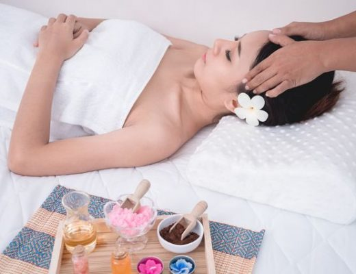 best post natal massage spa