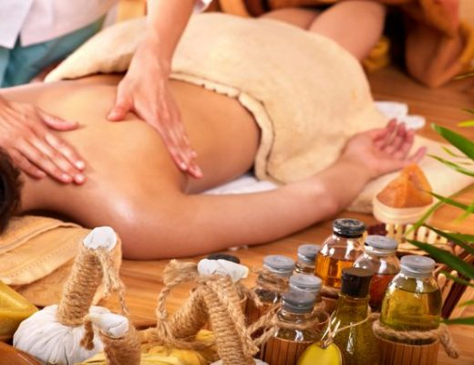 best Thai massage Singapore