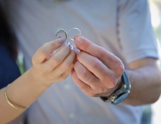 Best Couples Wedding Bands Singapore