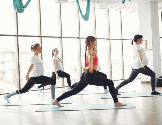 best prenatal yoga classes