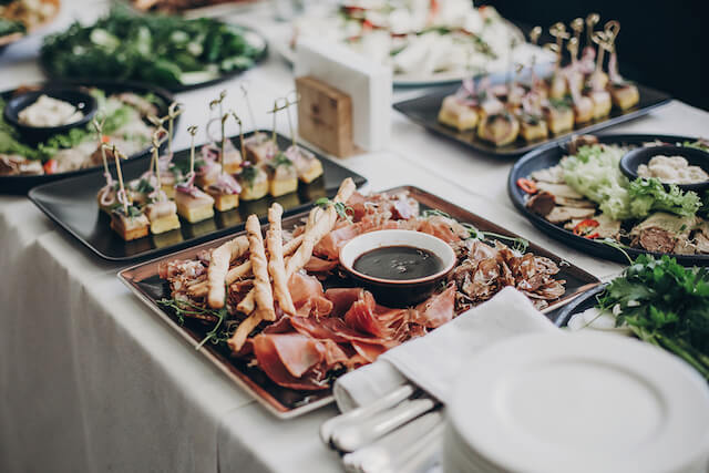 Best Wedding Catering Singapore