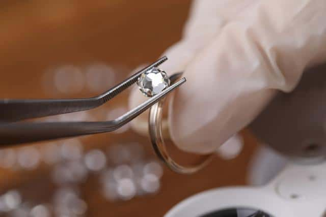 Classic Diamond Ring Design in Singapore