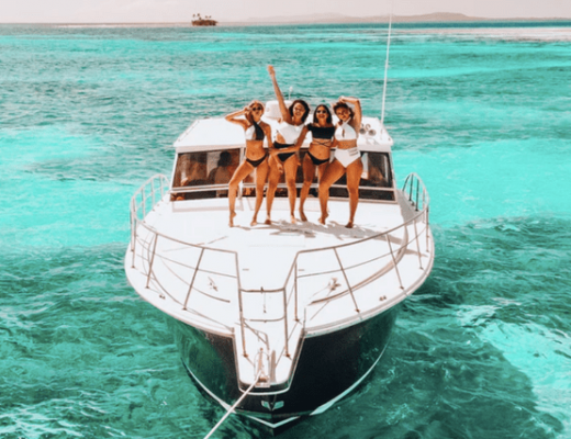best yacht rental singapore