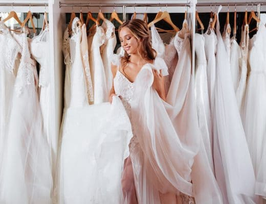 Best Bridal Shop Singapore