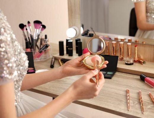 How to organise dressing table singapore