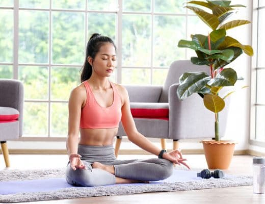 Best Pretty Yoga Mat Singapore